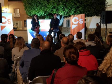 Toni Roldán dice que la alternativa está entre Ciudadanos y el PSOE con Podemos
