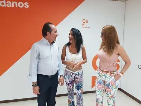 Ciudadanos aspira a los cinco parlamentarios por Almería