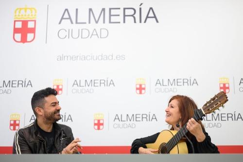 Sensi Falán y César Maldonado comparten escenario en el Apolo