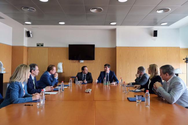 Junta y Universidad de Almería crean la cátedra de Turismo sostenible