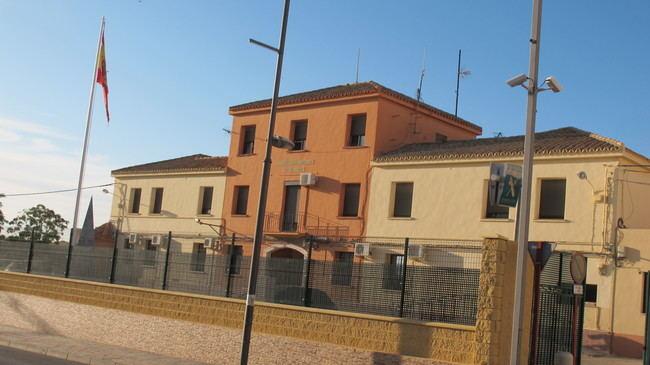 La Guardia Civil tendrá una calle en Vera