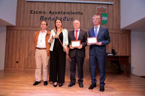Benahadux celebra sus cuarenta años de ayuntamientos democráticos