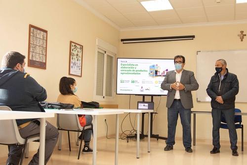 'Sabores Almería' y EFA Campomar impulsan la innovación y el emprendimiento