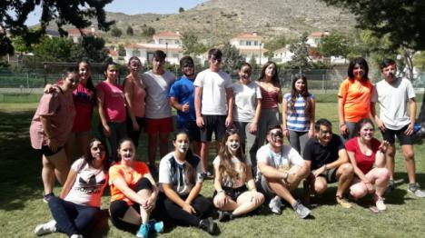 Diputación mejora la formación profesional de jóvenes de Oria y Serón
