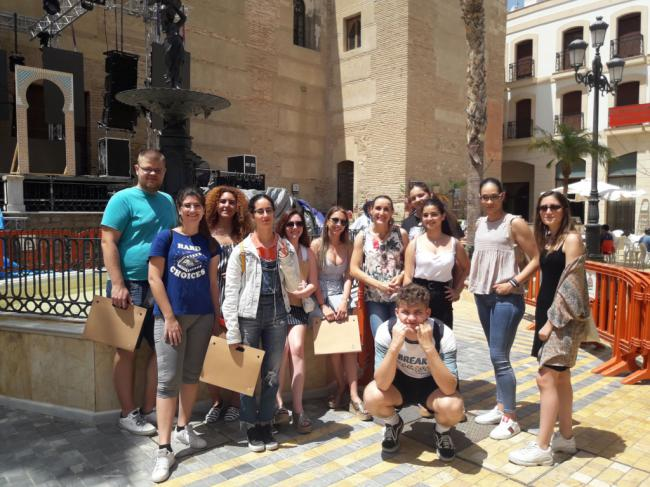 Diputación mejora la formación profesional de jóvenes de Vera y Vélez-Rubio
