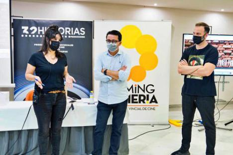 'Filming Almería' realiza el curso 'La dirección de casting', impartido por Sofía Siveroni