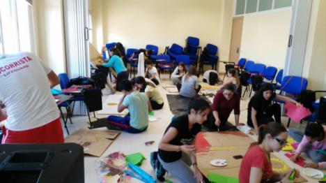 Preinscripción para dos nuevos cursos de animación sociocultural en Roquetas