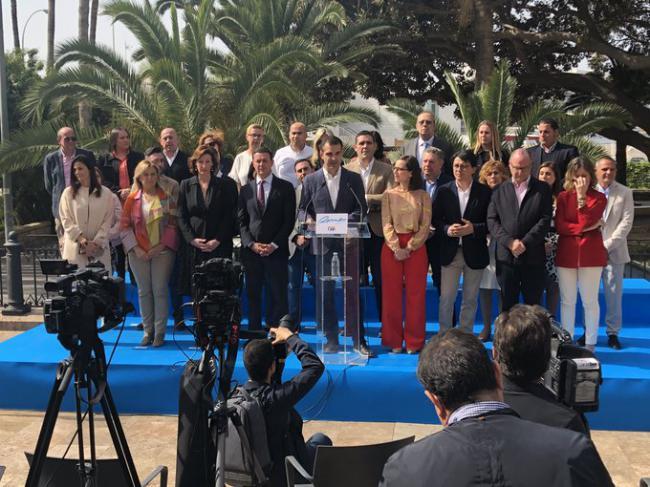 Fernández Pacheco mantiene el núcleo fuerte de su equipo de Gobierno