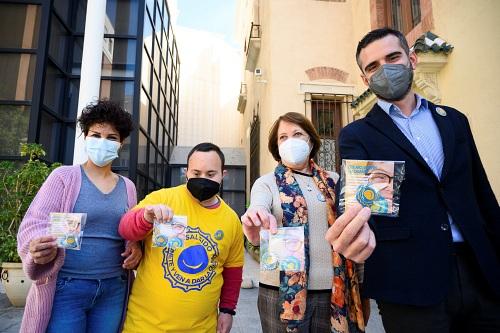 El alcalde invita a participar en la campaña #Venadarlachapa por el Síndrome de Down