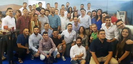 NNGG en la Feria de Almería