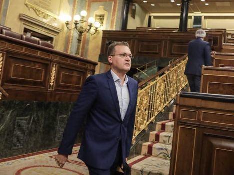 Ciudadanos lamenta la incoherencia del PSOE al votar en contra de acelerar las obras del AVE entre Almería y Murcia