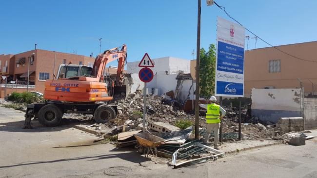El Ayuntamiento inicia la construcción del nuevo edificio administrativo de La Cañada