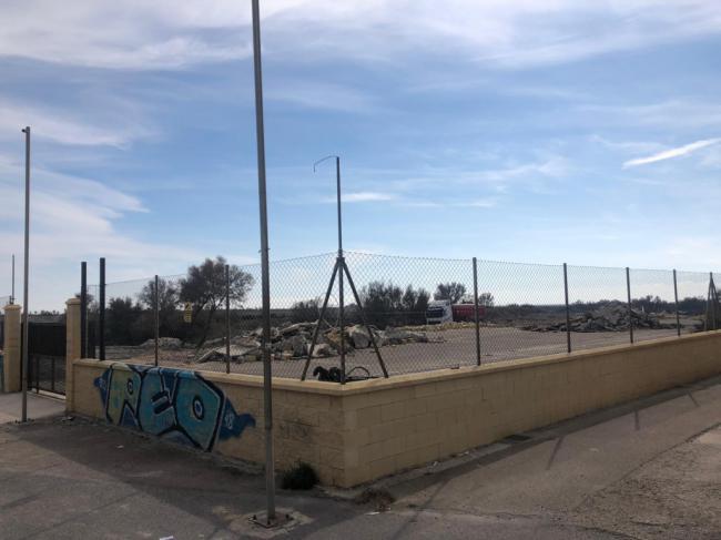 El Ayuntamiento deja expedita la desembocadura del Río Andarax