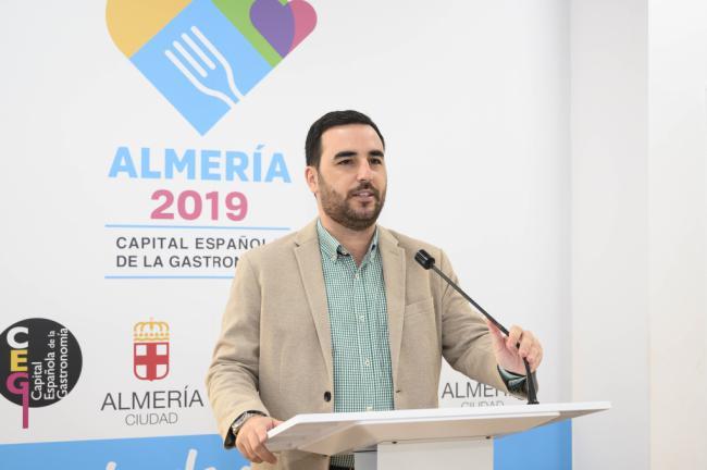 Foro sobre 'Almería, más allá de 2019' en el Día Mundial del Turismo