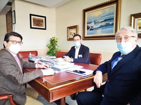 Los diputados del PP apoyarán los proyectos de la Autoridad Portuaria
