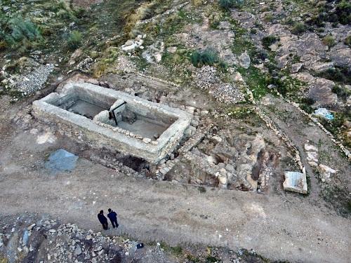 Segunda etapa del proyecto General de Investigación del yacimiento arqueológico de Macael Viejo