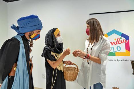 Diputación programa 'Visitas Teatralizadas en Familia' en museos de la provincia