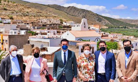 Diputación garantizará el agua a Las Tres Villas