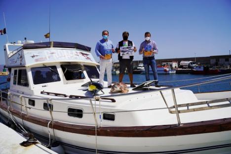 Ayuntamiento de Roquetas y Promar difunden la biodiversidad marina