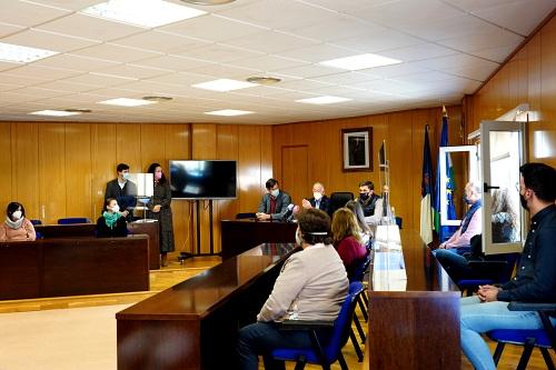 El colegio Portocarrero, AMPA IES El Parador y ASPRODESA, ganan el concurso de Belenes de Roquetas