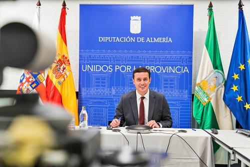 Javier A. García defiende ante el Consejo de Europa el municipalismo