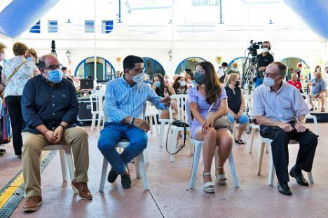 Dalías mantiene viva la 'Muestra de Música de la Alpujarra'