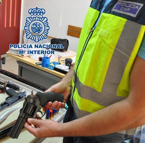 Detenidos tras un tiroteo los vigilantes de una plantación legal de cáñamo
