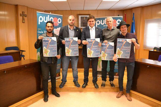 """Abierta la inscripción del concurso """"Jóvenes Valores Pop """"Andrés Reyes"""" Pulpop 2019"""
