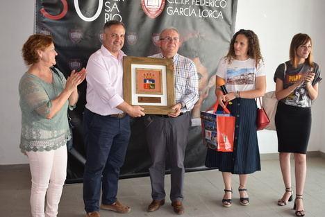 El CEIP García Lorca de Vícar cumple 30 años