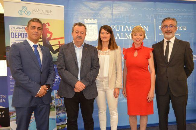 Los campeonatos de España de Triatlón y Duatlón 'Mar de Pulpí' impulsan la provincia como destino deportivo