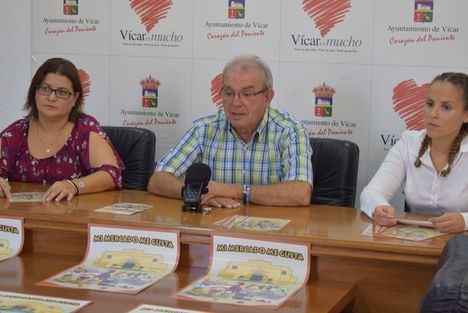 Bonilla quiere reconectar El Mercado Local Con Los Consumidores De Vícar