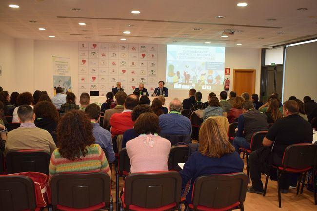 Vícar acoge el IX Encuentro Andaluz De Experiencias De Educación Ambiental Y Sostenibilidad Urbana