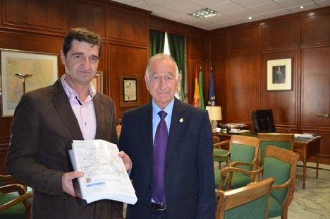 Oria garantizará el servicio de depuración de aguas gracias a las inversiones de Diputación