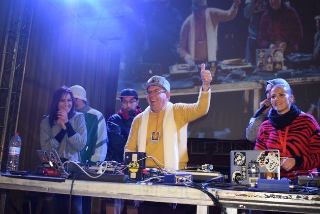 Vícar volvió a latir con el Hip-Hop Street