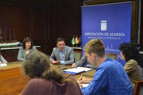 Diputación mejora la Calle Iglesia de Alboloduy con casi 300.000 €