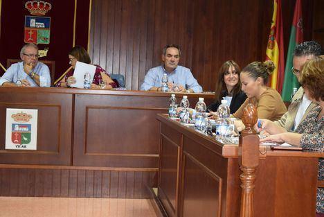 Vía Libre Del Pleno Al Plan Local De Intervención De Zonas Desfavorecidas Vícar ERACIS