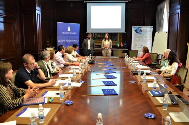 Diputación estimula la investigación en la agricultura almeriense
