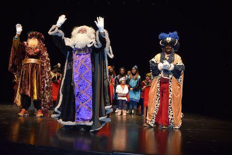 Los Reyes Magos Llegan A Todos Los Rincones De Vícar