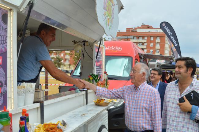 Inaugurada la Feria de la Movilidad de Roquetas de Mar