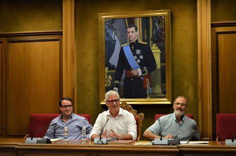 El alcalde Huércal de Almería elegido presidente del Consorcio del Sector II