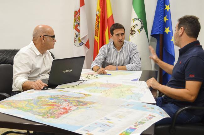 Diputación activa el dispositivo de carreteras ante la alerta por lluvias