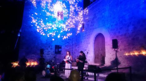 Carlene Graham Principal Baza Musical En La Noche De Las Perseidas De Vícar