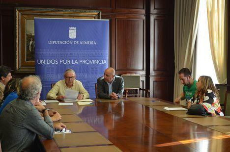 Diputación facilita el acceso a VPO a tres familias de Albox