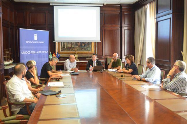 Diputación impulsa un modelo de gestión digital de documentos