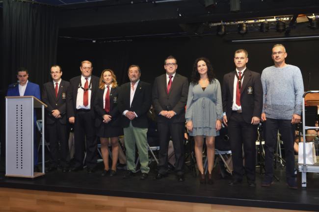 La Banda de Música de Carboneras celebró su tradicional concierto de Santa Cecilia