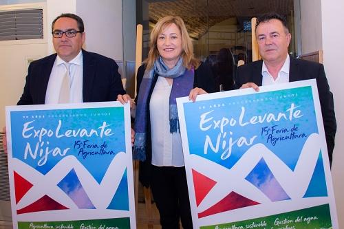 Expolevante crece hasta los 17.000 metros de exposición en su XV edición