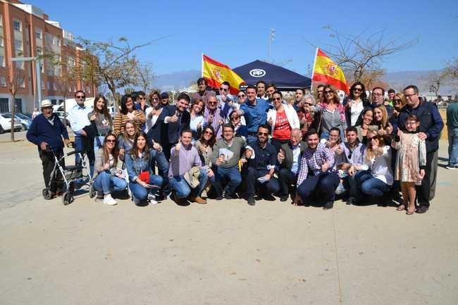 Gabriel Amat: 'El Partido Popular ha cumplido y sigue cumpliendo'