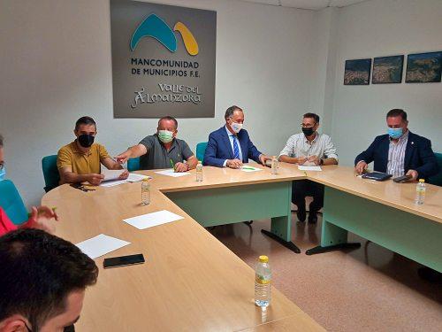 La Junta potencia el turismo sostenible en el Valle del Almanzora de Almería