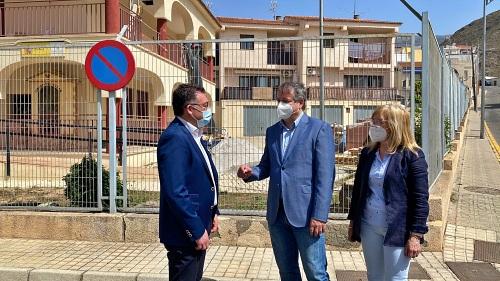 La Junta ayuda al Ayuntamiento de Berja a reformar el cuartel de la Guardia Civil