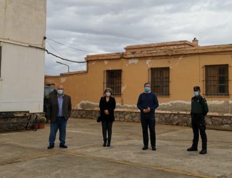 La Junta ayuda al Ayuntamiento de Gádor a luchar contra el COVID con 24.400 euros